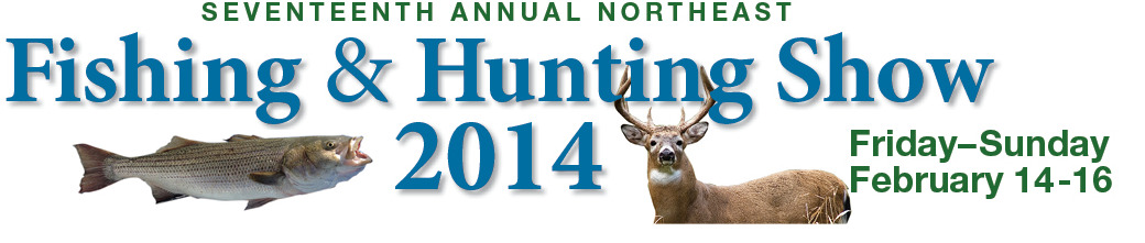 Hunting and fishing expo at rockingham park for Hunting and fishing show